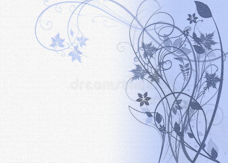 Ilustración floral stock de ilustración