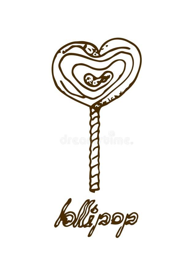 Ilustración Lollipop Rebecca 36 libre illustration