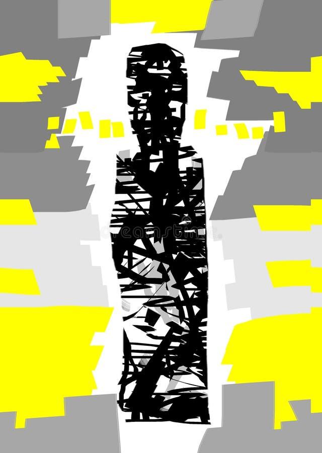 Ilustración Pintura cuadro Extracto gráfico libre illustration
