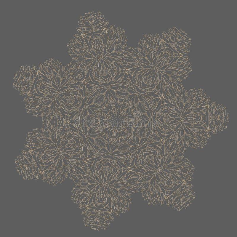ilustraci koronkowy setu wektor ilustracja wektor