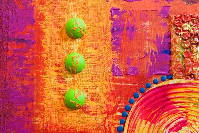 Ilustraciones abstractas de Colorfull libre illustration