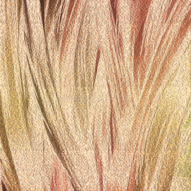 Ilustraciones pintadas abstractas teñidas de los movimientos del cepillo de la tinta Los remiendos sucios pegaron en el fondo en  foto de archivo