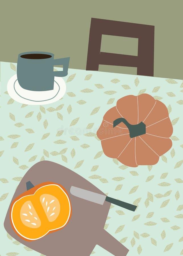 ilustracja kluseczko orange ilustracji