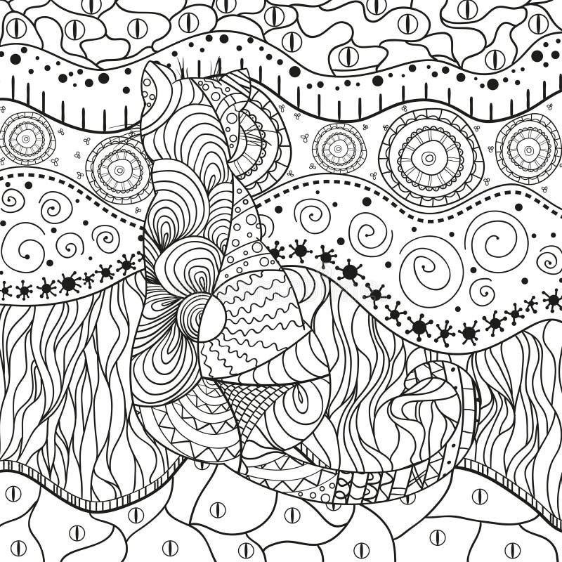 ilustracja Kreatywnie sztuka ilustracja wektor