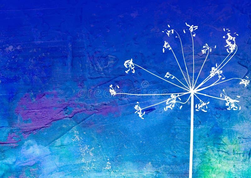 ilustracja kwiat ilustracja wektor