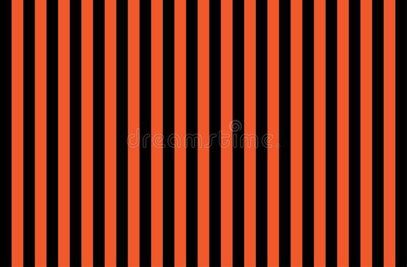 Ilustracja pomarańcze i czerni lampasy symbol niebezpieczne i promieniotwórcze substancje Próbka jest powszechnie używany w przem ilustracja wektor