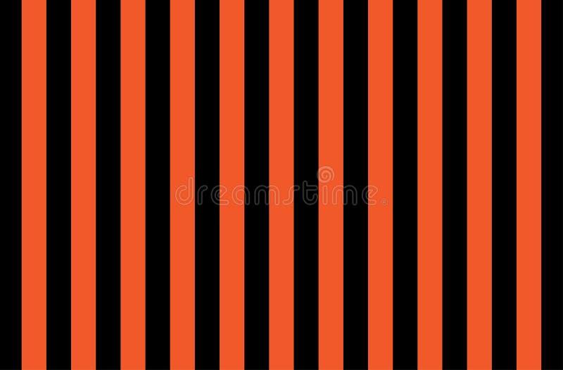Ilustracja pomarańcze i czerni lampasy symbol niebezpieczne i promieniotwórcze substancje Próbka jest powszechnie używany w przem royalty ilustracja
