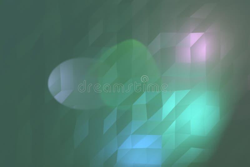 Ilustracje CGI, przypadkowy geometryczny, t?o dla graficznego projekta lub tapety, 3 d czyni? ilustracji