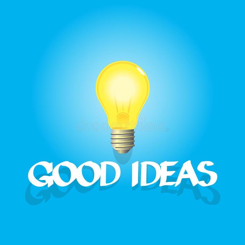 Download Ilustracyjni Dobrzy Pomysły, Wektor Ilustracja Wektor - Ilustracja złożonej z pomysł, wektor: 53792968