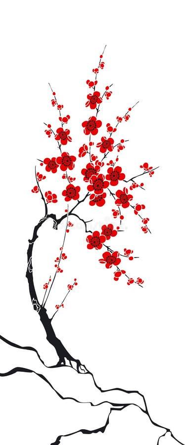 ilustracyjny Sakura ilustracji