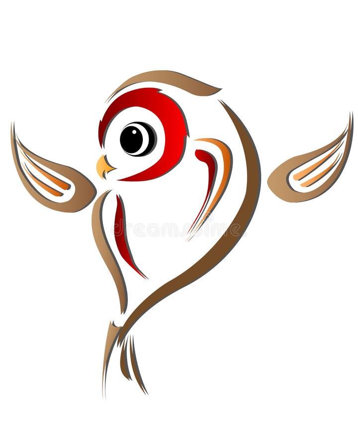 Ilustration птицы бесплатная иллюстрация
