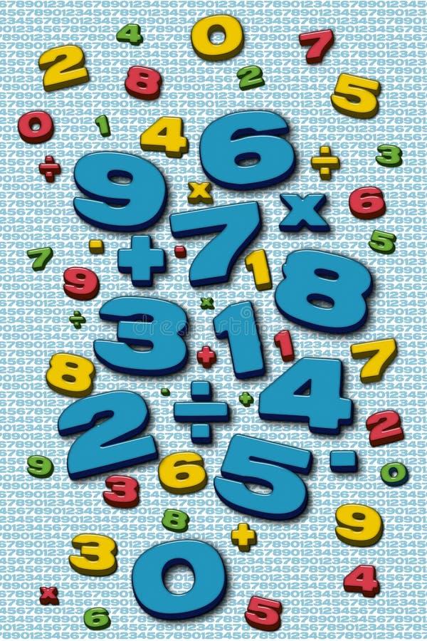 ilustration matematyki ilustracji