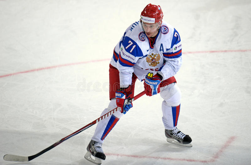 Ilya Kovalchuk stock afbeeldingen