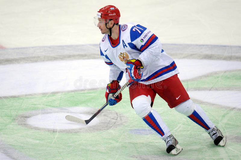 Ilya Kovalchuk стоковая фотография rf