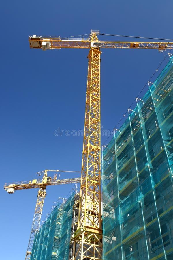 Im Bau lizenzfreie stockfotos