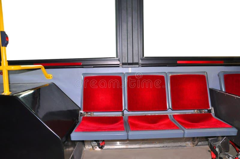 Im Bus. stockfotos