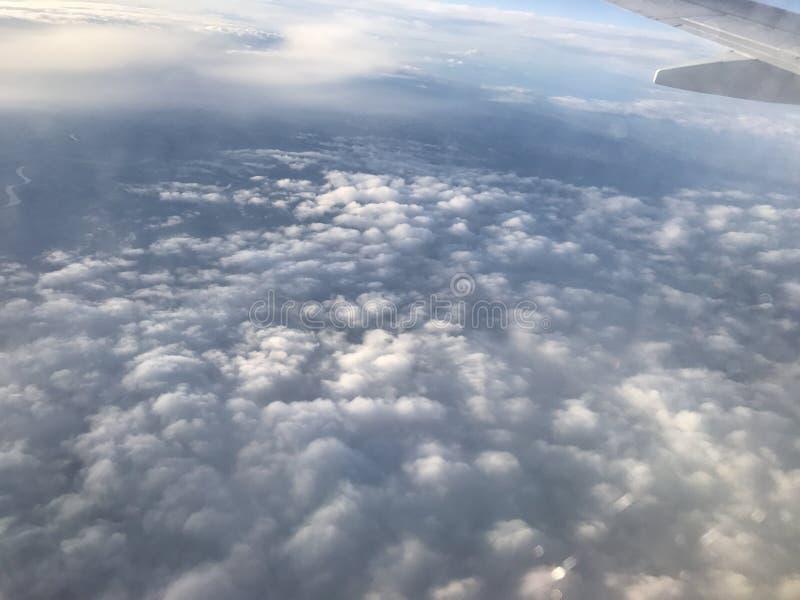Im Himmel stockfoto