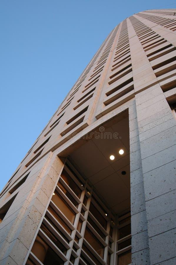 Im Stadtzentrum gelegenes Gebäude - Tampa stockbild
