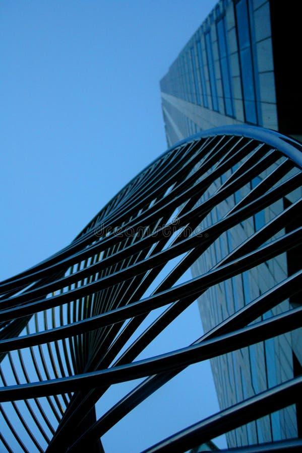 Im Stadtzentrum Gelegenes Gebäude - Tampa Stockbilder