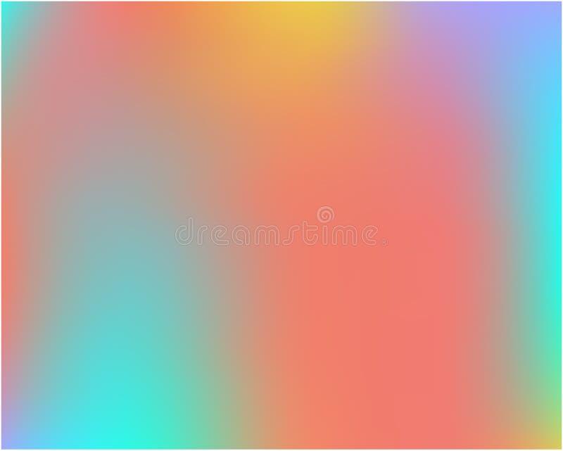 Image abstraite color?e de fond illustration de vecteur