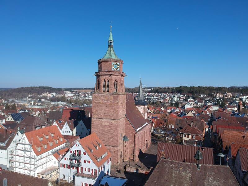 Stadt In Baden Würtemberg