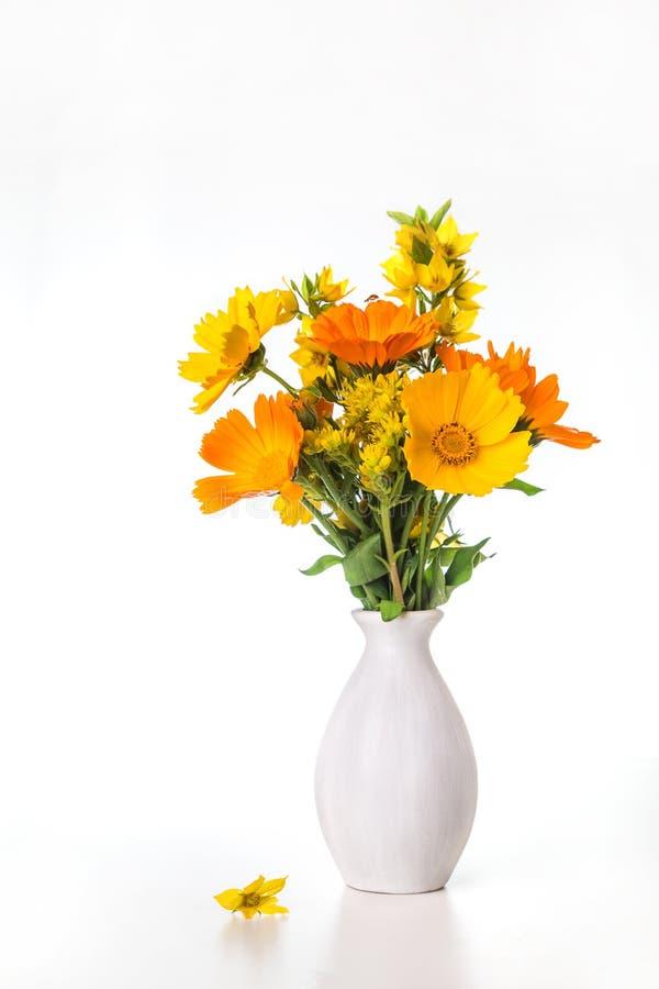 Image avec un bouquet photographie stock