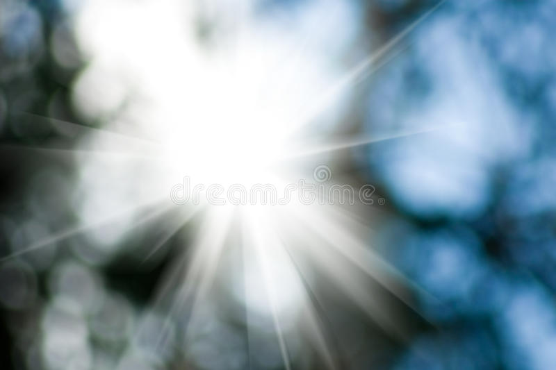 Image of bright sun. Abstract image of bright sun stock photos