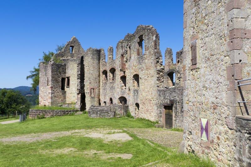 Castle Hochburg at Emmendingen. An image of the Castle Hochburg at Emmendingen Germany royalty free stock image
