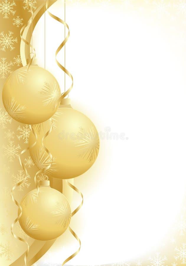 Image Of Christmas Greeting Royalty Free Stock Photo