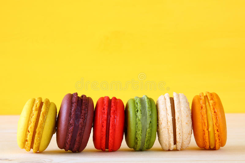 Download Image Of Colorful Macaron Or Macaroon Stock Photo - Image: 83707766