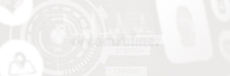 Image composée d'illustration humaine de coeur au-dessus du fond noir 3d illustration de vecteur
