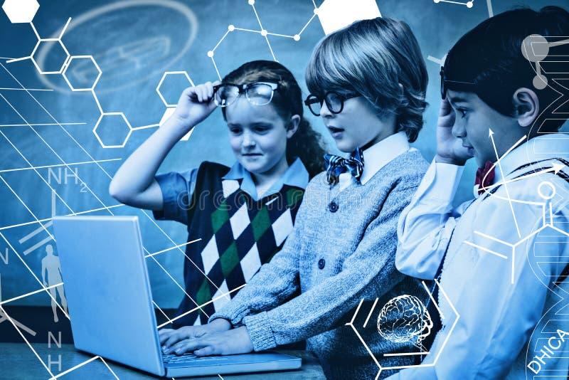 Download Image Composée De Graphique De La Science Image stock - Image du mignon, blackboard: 56477223