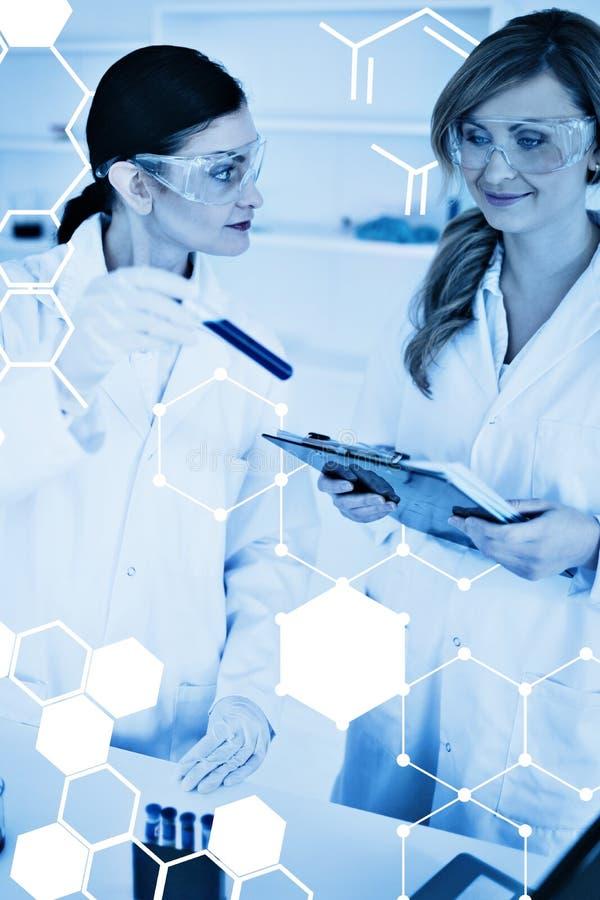 Download Image Composée De Graphique De La Science Photo stock - Image du biotechnologie, biologie: 56477412