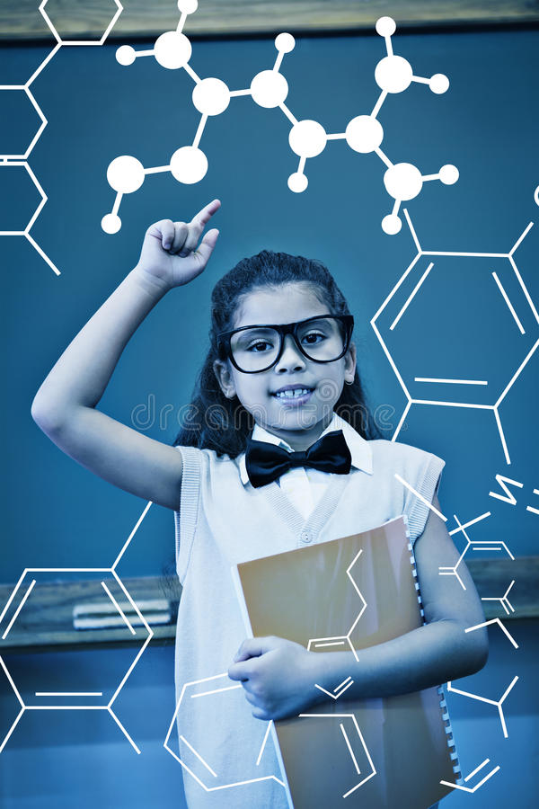 Download Image Composée De Graphique De La Science Photo stock - Image du fille, développement: 56477500