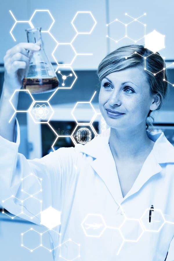 Download Image Composée De Graphique De La Science Image stock - Image du glace, biotechnologie: 56477705