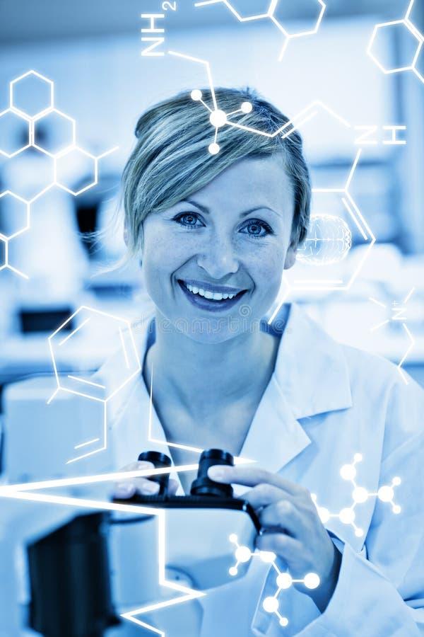 Download Image Composée De Graphique De La Science Photo stock - Image du hôpital, microbiologie: 56477774