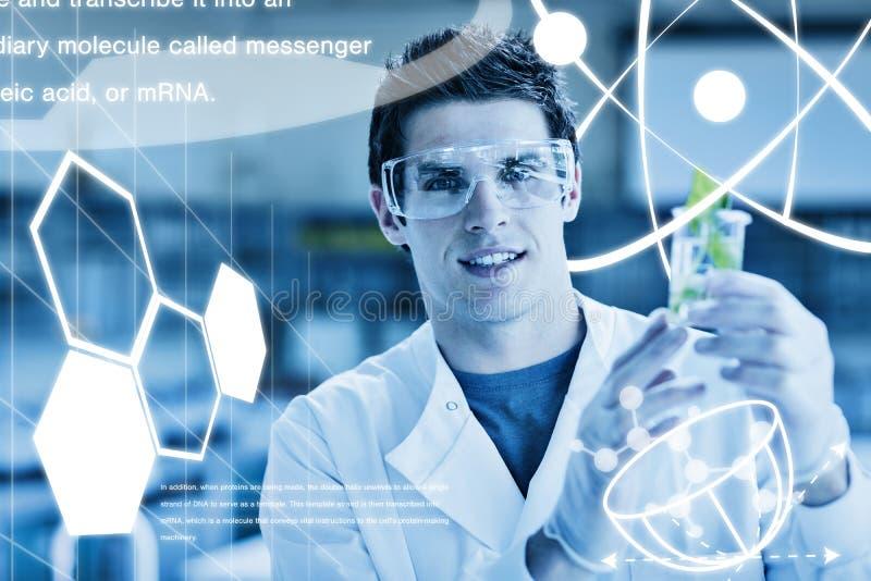 Download Image Composée De Graphique De La Science Illustration Stock - Illustration du formule, chimie: 56477811