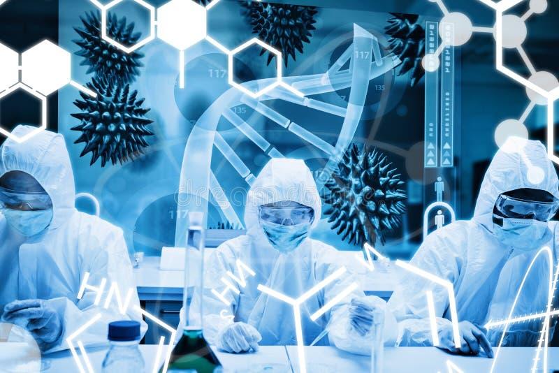 Download Image Composée De Graphique De La Science Image stock - Image du futuriste, formule: 56477929