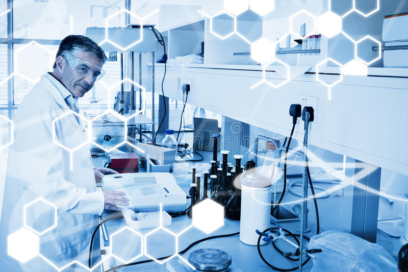 Download Image Composée De Graphique De La Science Illustration Stock - Illustration du médicament, analyse: 56477989