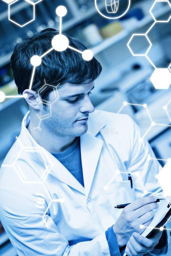 Download Image Composée De Graphique De La Science Image stock - Image du formule, chimie: 56478085