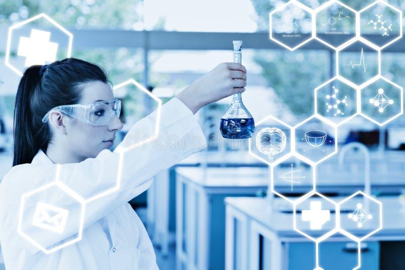 Download Image Composée De Graphique De La Science Photo stock - Image du chemical, formule: 56478326