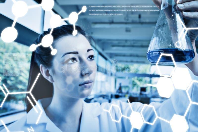 Download Image Composée De Graphique De La Science Illustration Stock - Illustration du chimiste, chimie: 56478444
