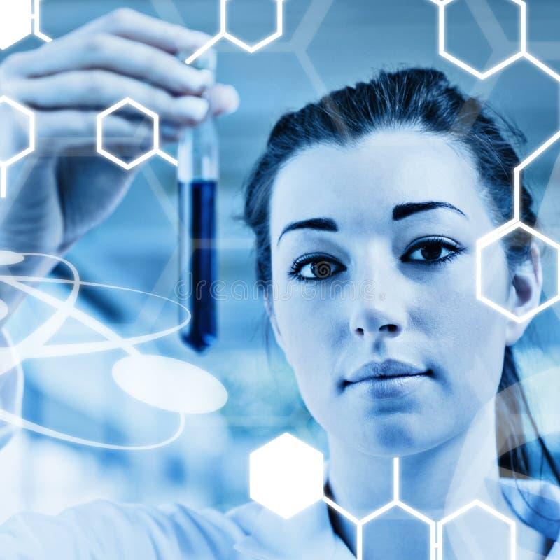 Download Image Composée De Graphique De La Science Image stock - Image du clinique, caucasien: 56478495