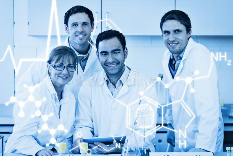 Download Image Composée De Graphique De La Science Photo stock - Image du service, professionnel: 56478596