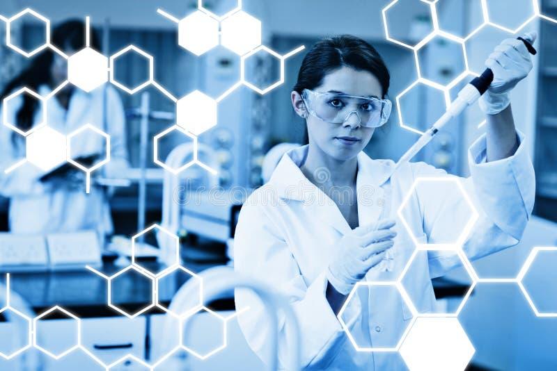 Download Image Composée De Graphique De La Science Photo stock - Image du biologie, hôpital: 56478652