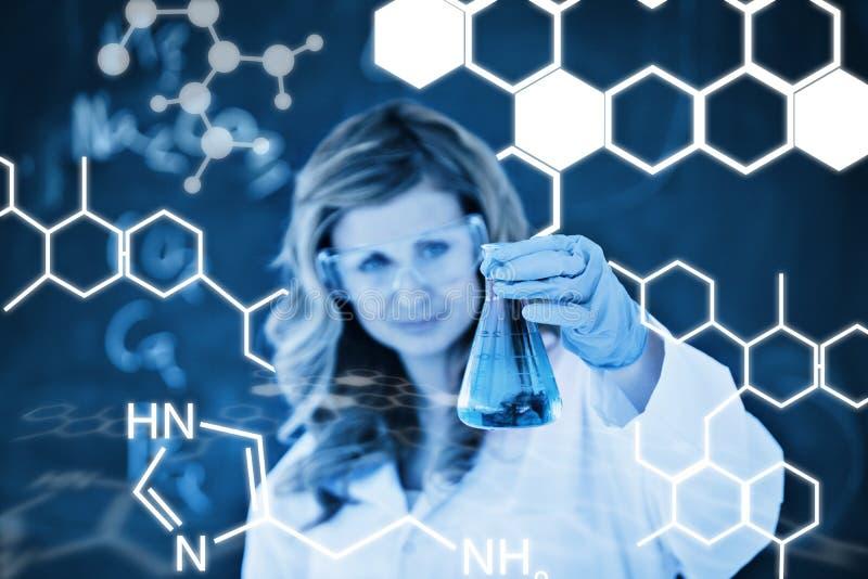 Download Image Composée De Graphique De La Science Image stock - Image du éducation, biotechnologie: 56478763