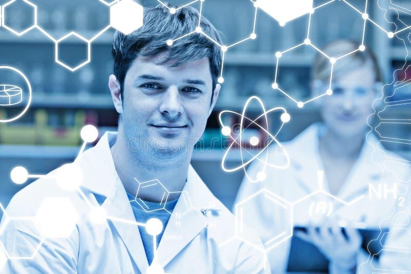 Download Image Composée De Graphique De La Science Image stock - Image du chemical, docteur: 56478849