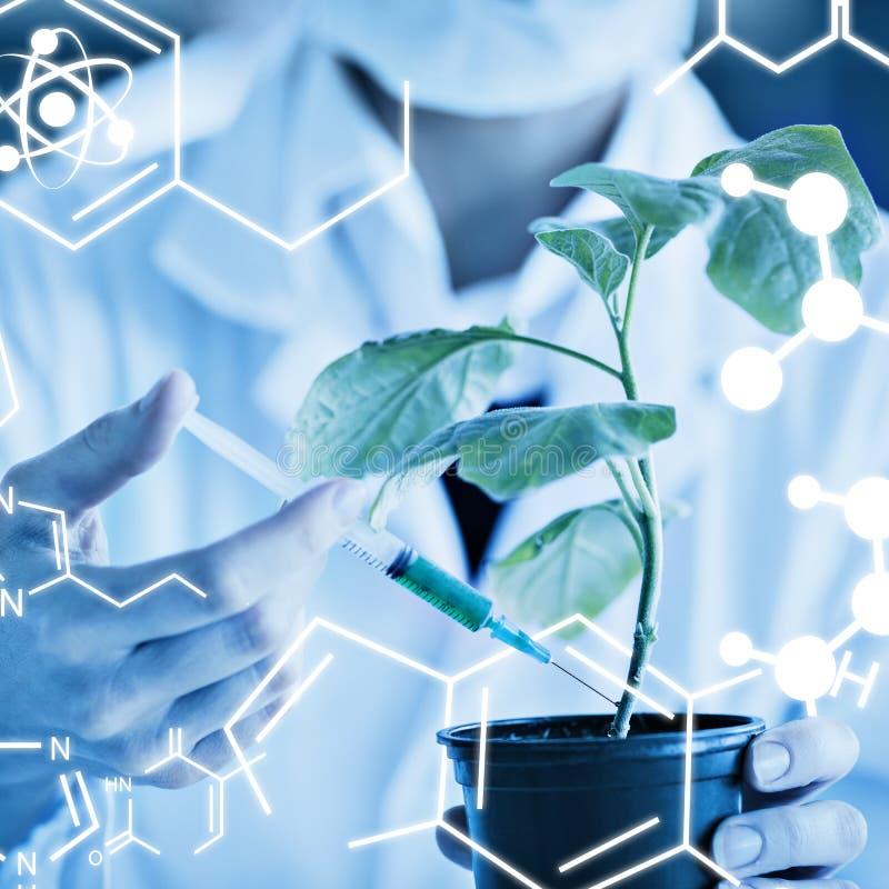 Download Image Composée De Graphique De La Science Image stock - Image du bleu, expérience: 56478967
