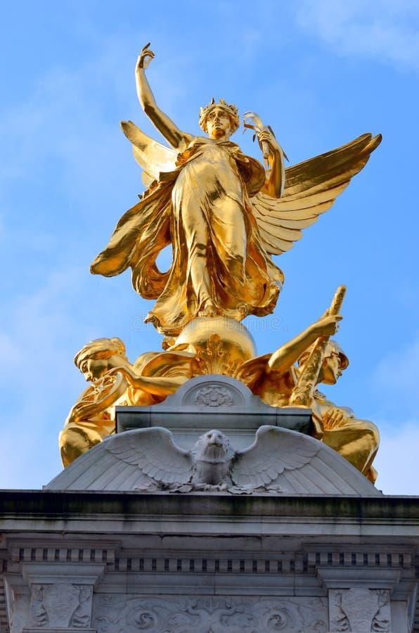Image courante de Buckingham Palace à Londres photos stock
