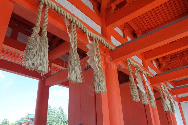 Image courante de tombeau de Heian, Kyoto, Japon photos stock